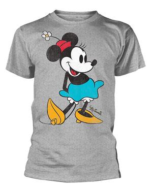 大人のためのミニーマウスTシャツ