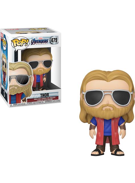 Funko POP! Thor casual – Vengadores: Endgame