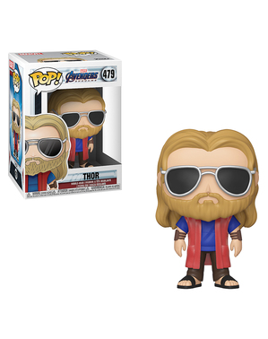 Funko POP! Повсякденний Thor - Месники: EndGame