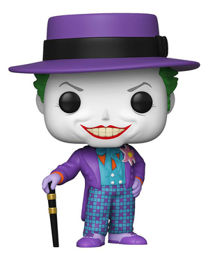 Funko POP! Joker with hat - Batman 1989