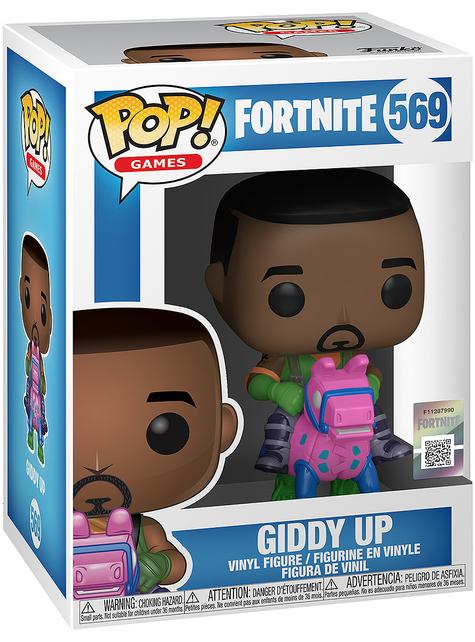 Funko POP! Giddy Up - Fortnite