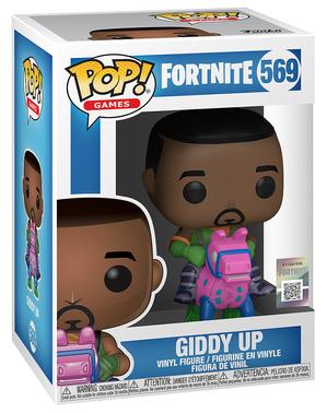 Funko POP!めまいがアップ - Fortnite