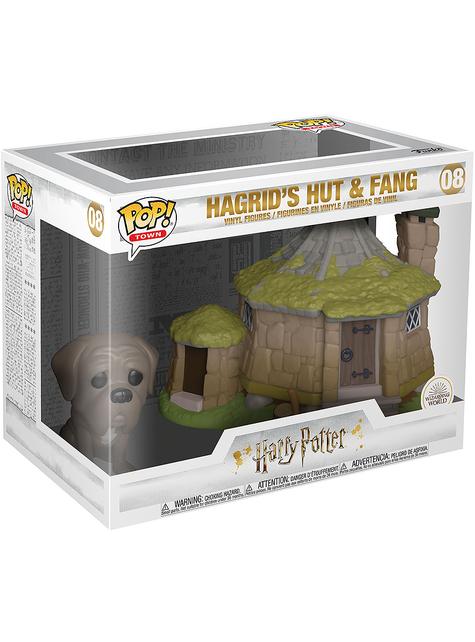 Funko POP! Cabaña de Hagrid y Fang - Harry Potter