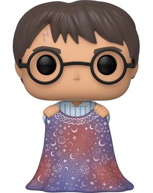 Funko POP! Harry Potter avec la cape d'invisibilité