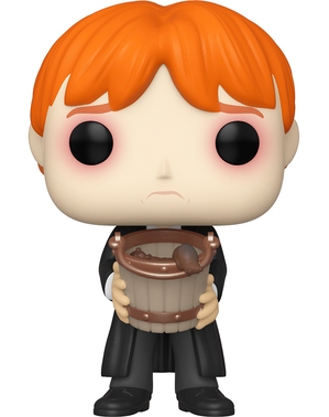 Funko POP! Ron Puking Slugs with Bucket - Harry Potter