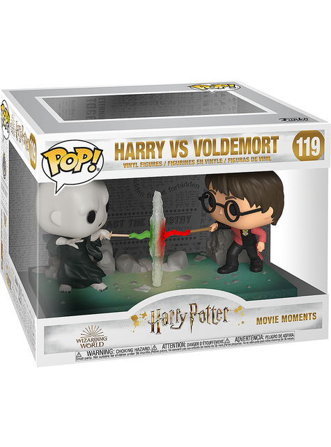 Funko POP! Harry Potter contra Voldemort