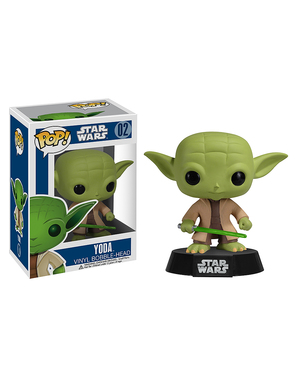 FUNKO POP! Yoda - Star Wars