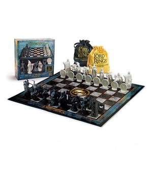 שר הטבעות שחמט הגדר