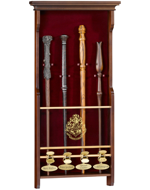 Harry Potter Wand Display Case