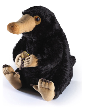 Niffler плюшена играчка тридесет и три милиона см - Фантастични животни