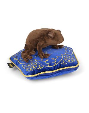 Хари Потър шоколадова жаба възглавница и плюшена играчка