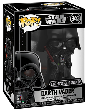Funko POP! Darth Vader electronic - Star Wars