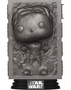 Funko POP! Han Solo carbonite - Star Wars: Épisode V -L'Empire contre-attaque