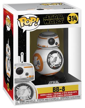 Funko POP! BB-8 - Star Wars: Épisode IX - L'Ascension de Skywalker