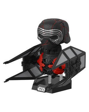 FUNKO POP! Kylo Ren v Whisper - Star Wars: Episode IX - The Rise of Skywalker