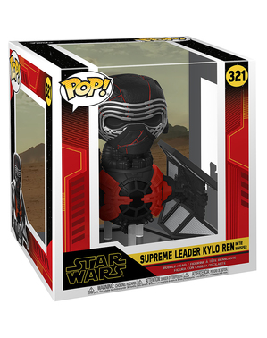 Funko POP! Kylo Ren en Whisper - Star Wars: Episodio IX - El ascenso de Skywalker