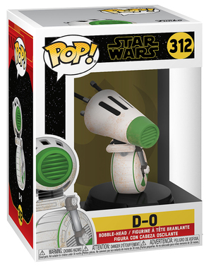 Funko POP! D-O - Междузвездни войни: Епизод IX - Изгревът на Скайуокър
