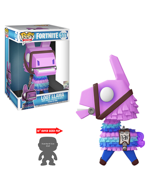 Funko POP! Loot Llama extra grande - Fortnite