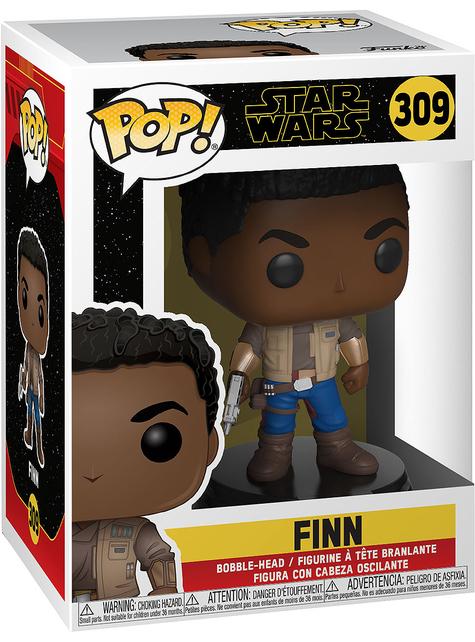 Funko POP! Finn - Star Wars: Episodio IX - El ascenso de Skywalker