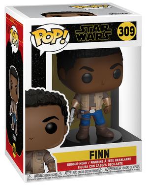 FUNKO POP! Finn - Star Wars: Episode IX - The Rise of Skywalker