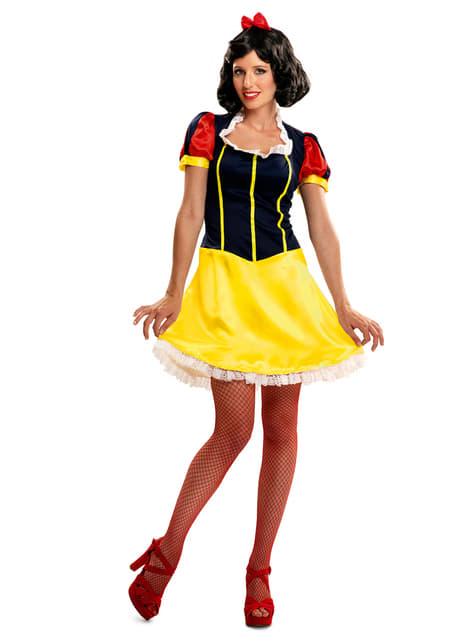 Snow White Princess Costume