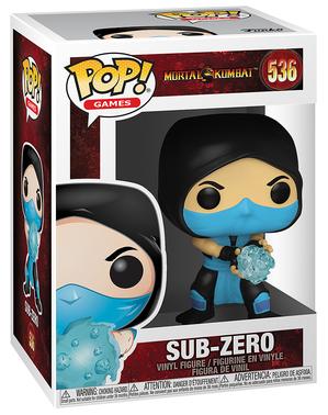 Funko POP! Sub-Zero - Mortal Kombat