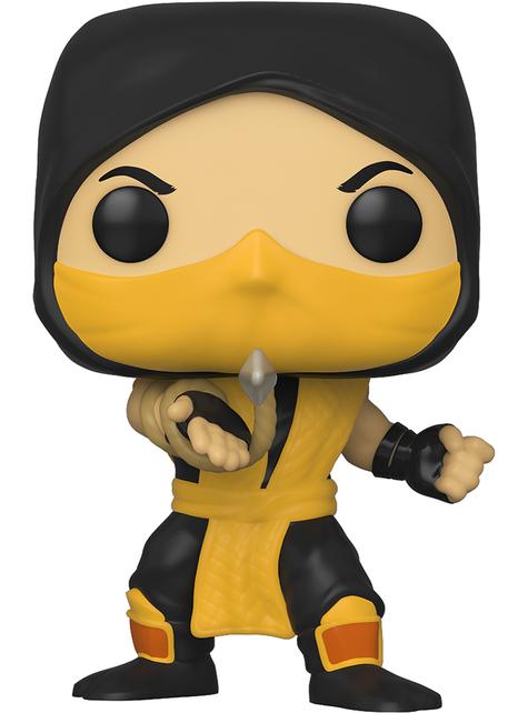 Funko POP! Scorpion - Mortal Kombat