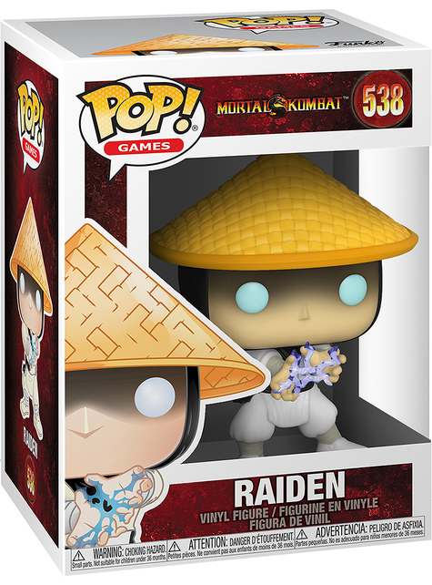 Funko POP! Raidon - Mortal Kombat