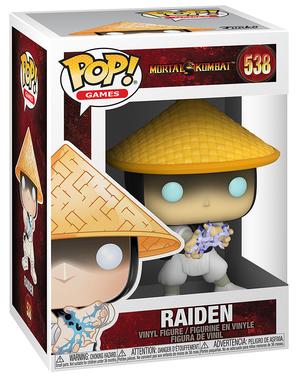 Funko POP! Raidon - モータルコンバット