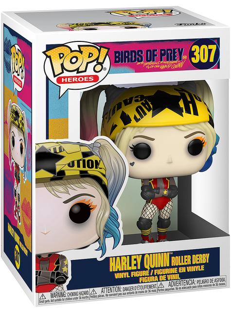 Funko POP! Harley Quinn con patines - Birds of Prey