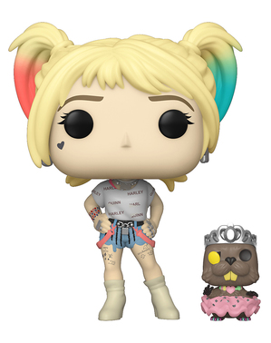 Funko POP! Harley Quinn con Bernie - Birds of Prey
