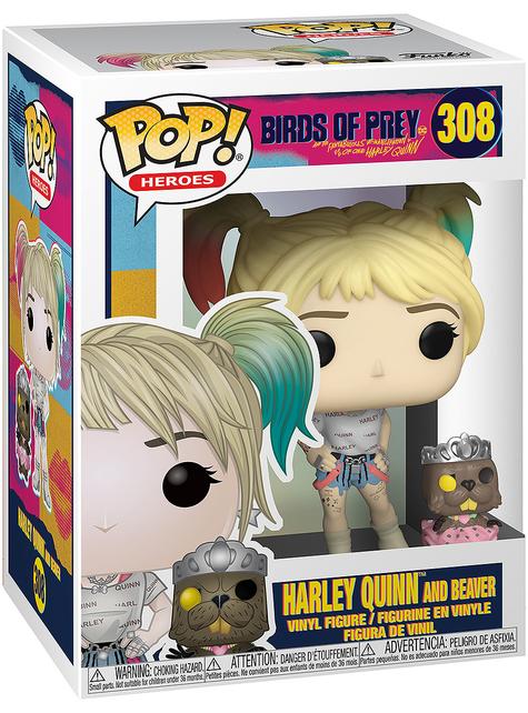 Funko POP! Harley Quinn with Beaver - Birds of Prey