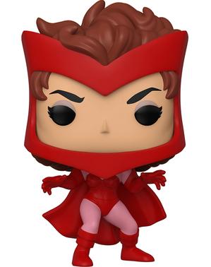 FUNKO POP! Scarlet Witch Prvé stretnutie - Marvel 80th Anniversary