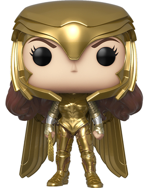 Funko POP! Wonder Woman 1984 avec armure