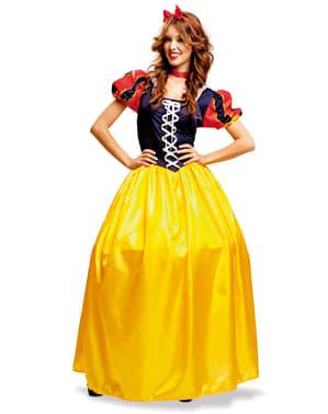 Costum frumoasa zăpezilor pentru femeie