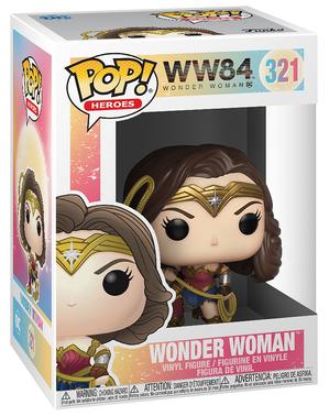 Funko POP! Wonder Woman avec lasso
