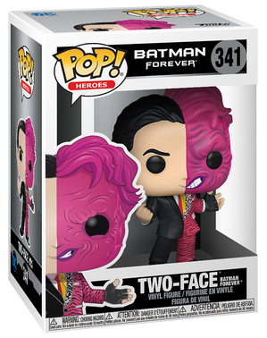Funko POP! Dos Caras - Batman Forever