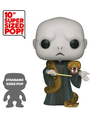Funko POP! Voldemort con Nagini extra grande - Harry Potter