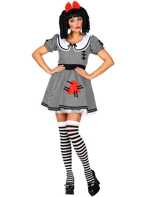 Strój Halloween Lalka