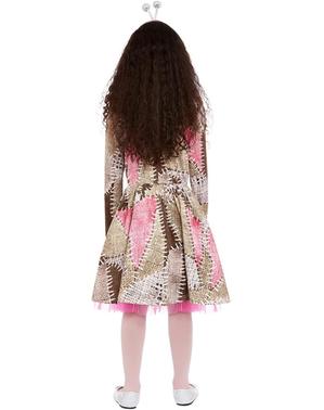 Costum de păpușă voodoo pentru fată