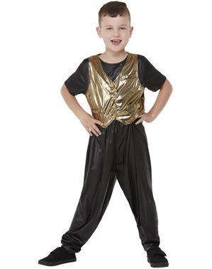 Hammer Time kostuum uit de jaren 80 voor jongens