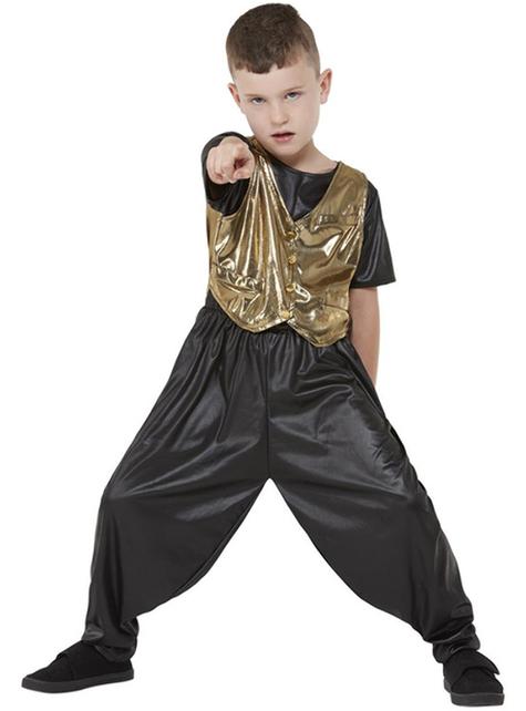 80s Hammer Time Costume for Boys