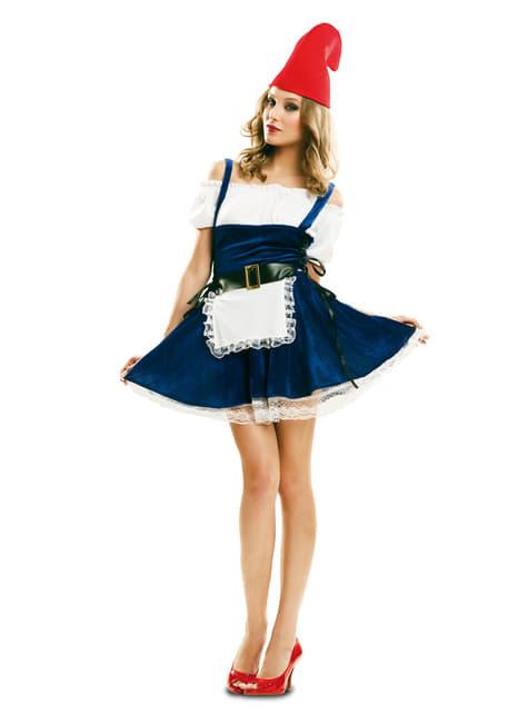 Woman's Woodland Gnome Costume