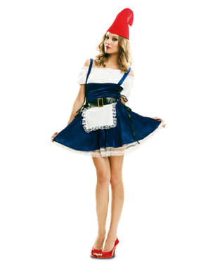 Woman's Woodland Gnome Costume