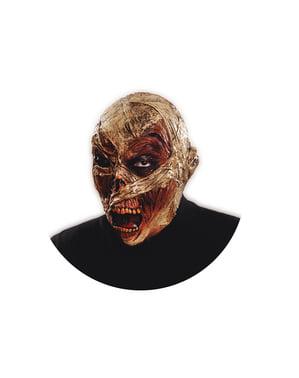 Máscara de múmia tenebrosa