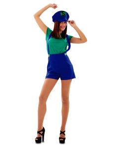 disfraz wario mujer