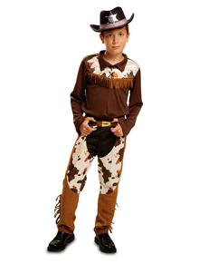 9b8c7debc8747 Disfraz de vaquero de rodeo para niño