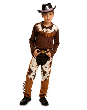 Boy's Rodeo Cowboy Costume