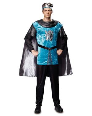 Middelaldersk Prins Kostyme Mann