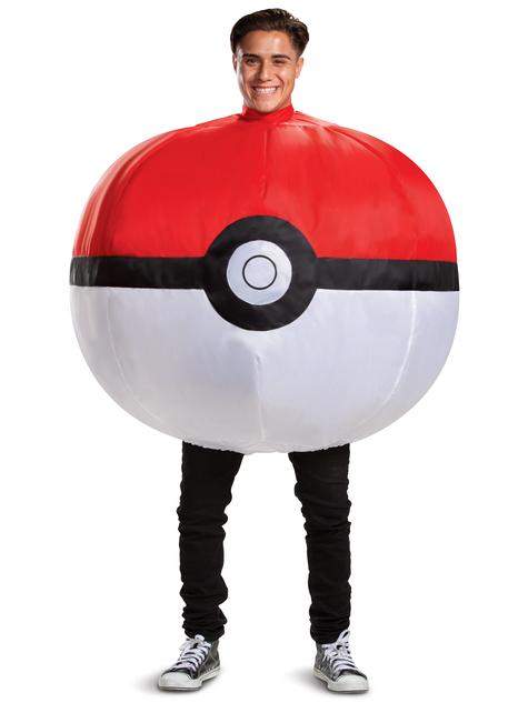 Nadmuchiwany Strój Pokeball - Pokemon